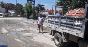 Οι κάτοικοι του παλιού οικισμού Σοφάδων συγκέντρωσαν χρήματα για να φτιάξουν τους δρόμους στις γειτονιές τους
