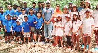 Εκπαιδευτική περιβαλλοντική δράση για παιδιά Ρομά στο Δάσος Ανωγείου